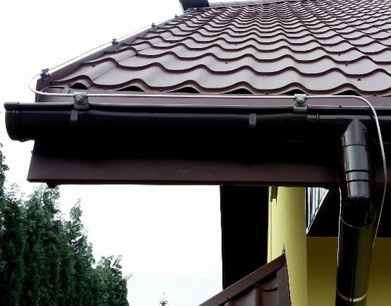 Zwody mocujące na dachu